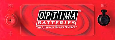 batteria optima red top rossa rtc4 2 50ah fiat freemont. Black Bedroom Furniture Sets. Home Design Ideas