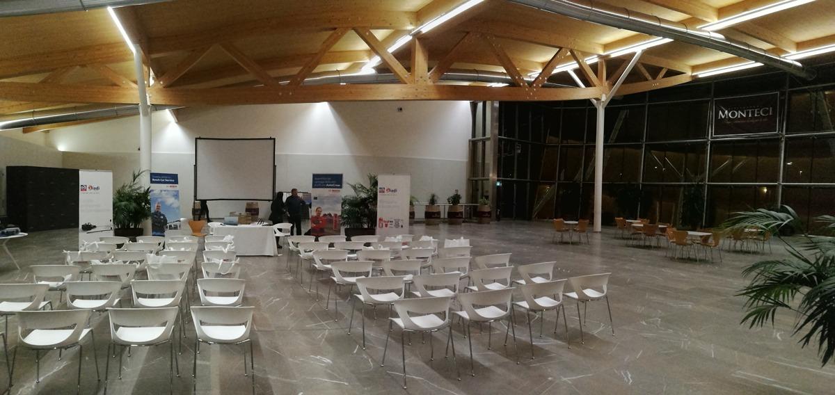 DANZI RICAMBI EVENTS